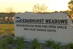 Cedarhurst Meadows